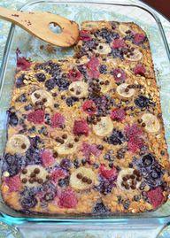 Gluten-Free Baked Oa