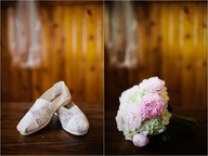 Wedding shoes, TOMS,
