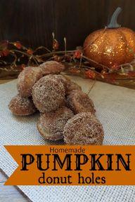 Homemade Pumpkin Don