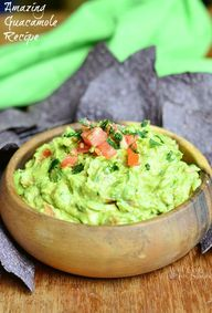 Amazing Guacamole Re
