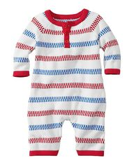 Stripey Sweater Romp