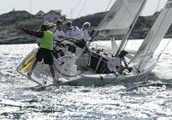 Maxi sm40. I sailed