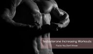Testosterone Increas...