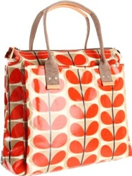 Orla Kiely work bag