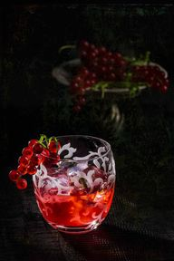 Red currant Whiskey