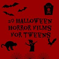 20 scary movies to w