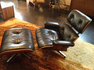 Eames Lounge Chair a