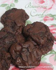 Brownie Cookies, the...