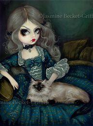 Himalayan Cat fairy