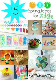 15 Fun Spring Ideas