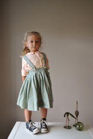1950s skirt.