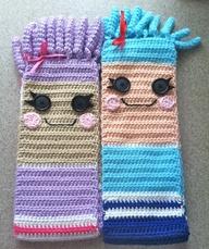 lalaloopsie scarfs