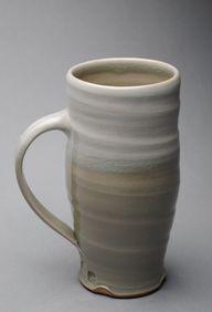 Clay Mug Beer Stein