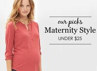 Maternity Steals for