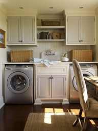 Laundry Room/Mud Room/ Entryway Ideas
