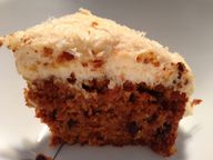 Marys Carrot Cake |