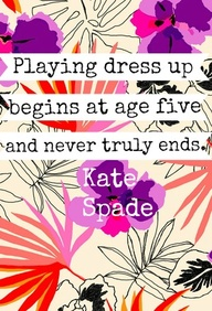 Kate Spade #fashion #quote #fashionquote