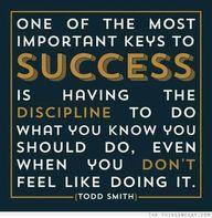 Disipline