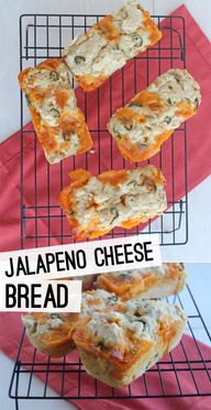 Jalapeno Cheese Brea