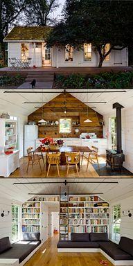 tiny (ish) house