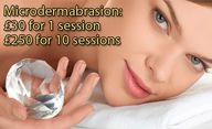 Microdermabrasion in