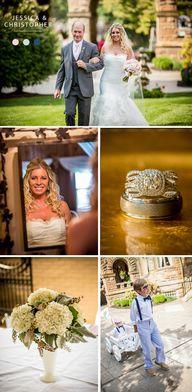 Real Wedding: Jessic