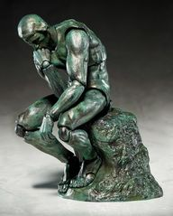 figma 'The Thinker'