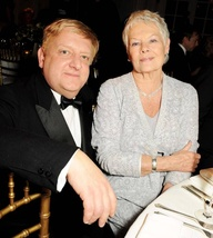 Judi Dench and Simon