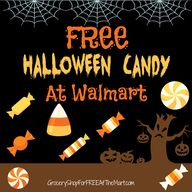 FREE Halloween Candy