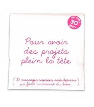 """Mini Daily's """"Pour avoir des projets plein la tête"""", 3,90€"""