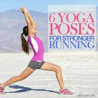Yoga for Stronger Ru