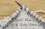 Short Row tutorial u