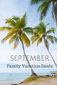 September Travel Dea