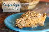 Pumpkin Apple Crumbl