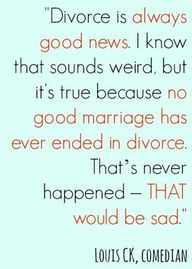 No good marriage has