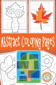 Abstract Coloring Pa