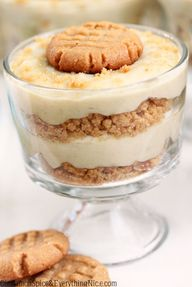 Banana Pudding with