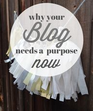 Why your blog needs