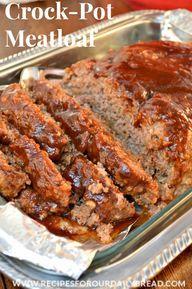 Crock-Pot Moist Meat...