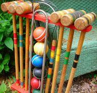 Croquet Set - I alwa