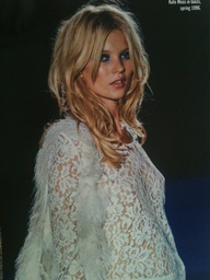 Kate Moss in Gucci S