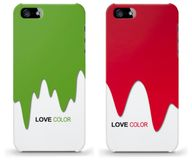 caseable color phone
