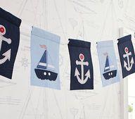 Nautical Sailboat Ga