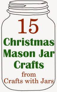 Crafts with Jars: 15