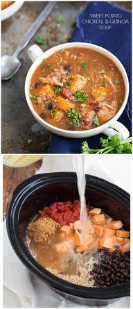 Crockpot sweet potat