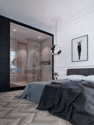 Bachelor pad. Design