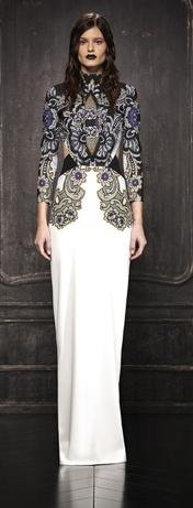 "Cavalli's ""Gothic-Chic""- Prefall 2013  - im2editorschoice.com"