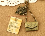 Harry Potter necklac