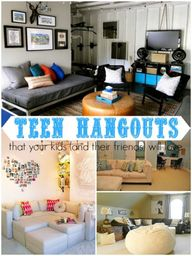Ten Teen Hangout Are
