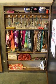Accessories Closet.